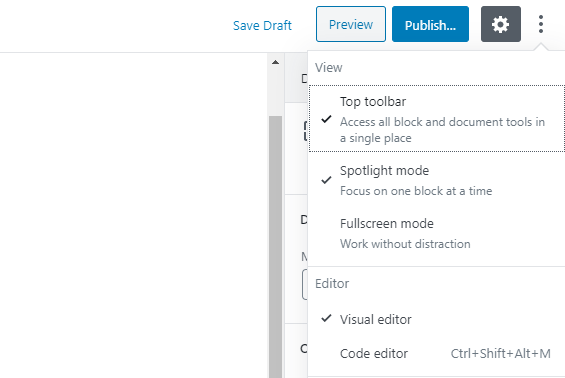 Blockvorlagen für den Gutenberg Block-Editor in WordPress