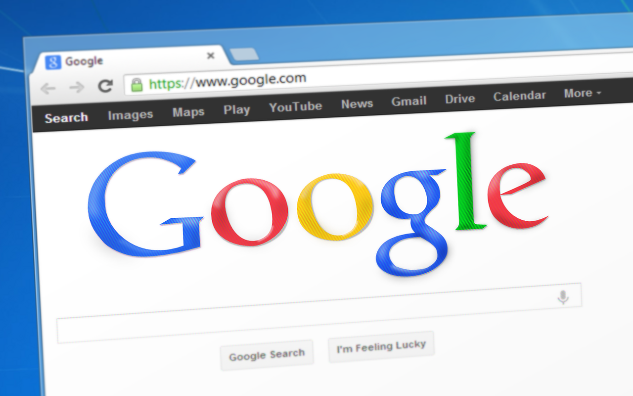 google, search engine, browser