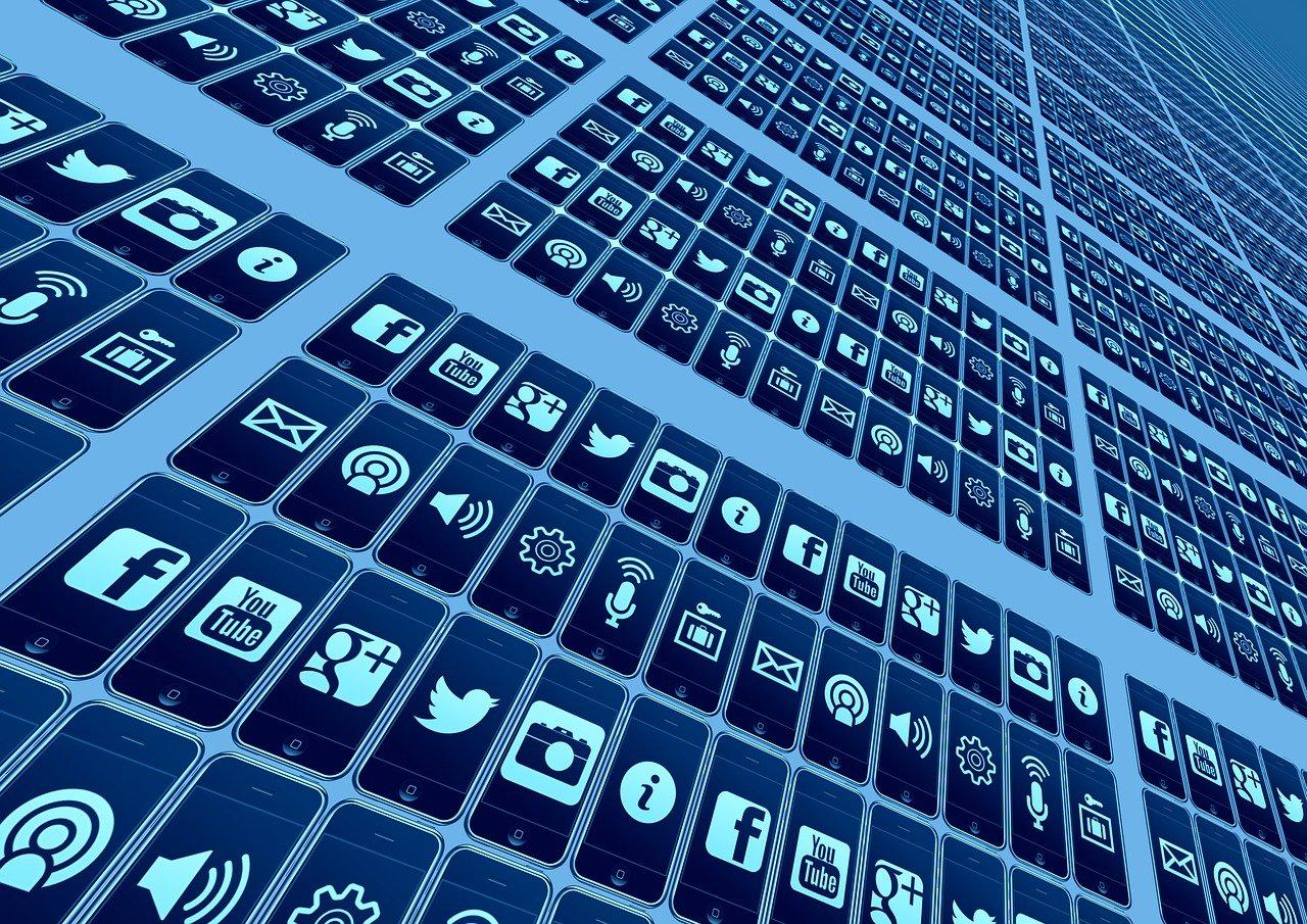 apps, social media, networks