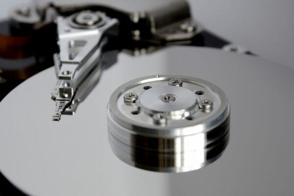 info, data, disk