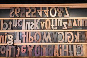 letters, wooden alphabet letters, sans serif