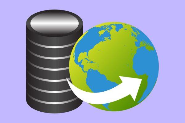 cloud, data, internet