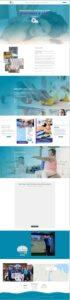 Beispiel für eine Homepage Ihrer Physiotherapie-, Massage-, Kranken- oder Arzt-Praxis