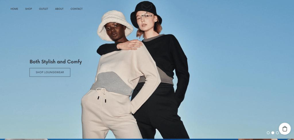 Ecwid E-Commerce - Mode Online verkaufen 1