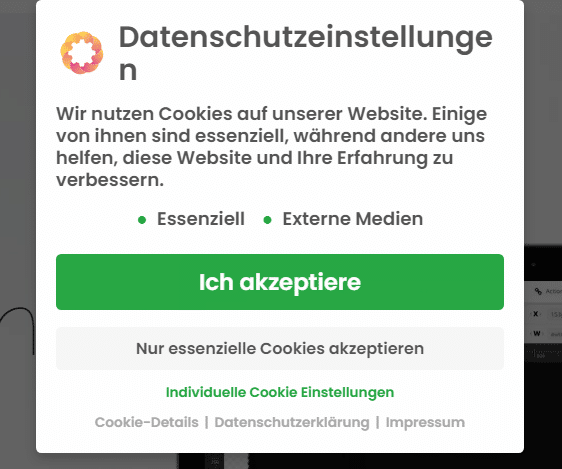 Wie sich iOS 14 auf das Facebook Marketing auswirkt - Datenschutzeinstellungen Cookie Tracking
