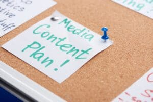 Strategien für neuen Social Media Content