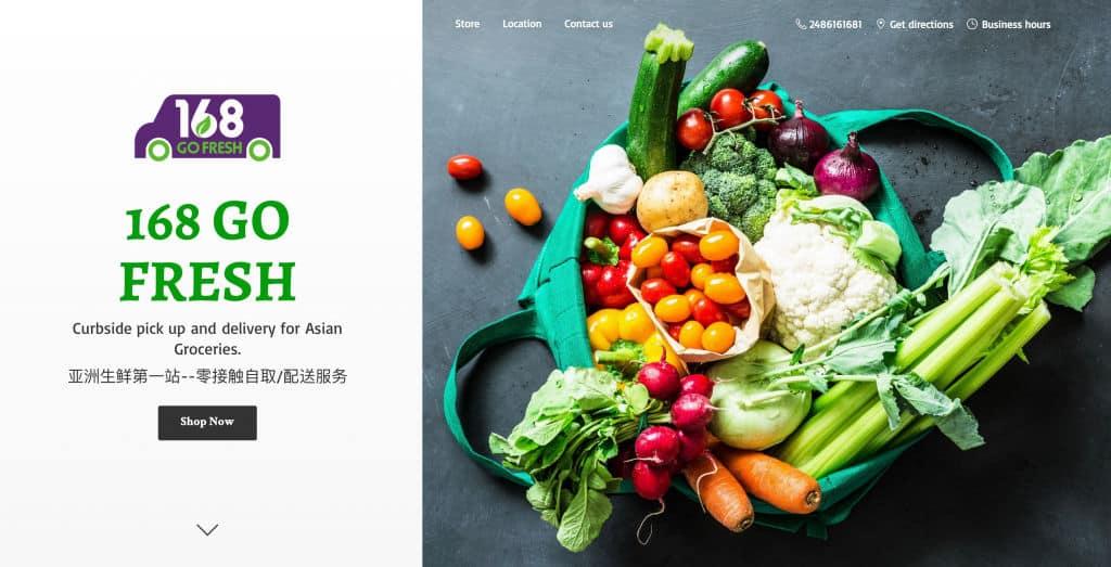 13 Online Lebensmittel- und Restaurant-Geschäfte Powered by Ecwid 10