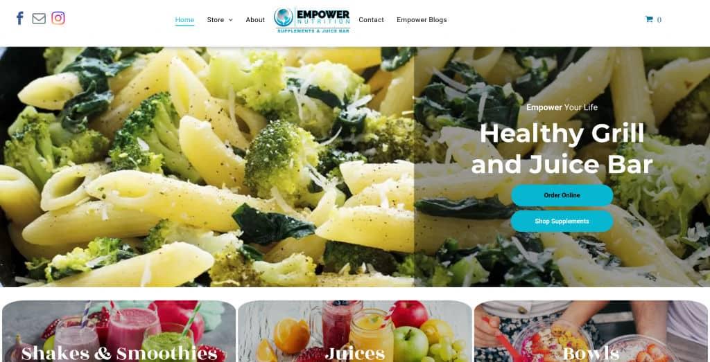 13 Online Lebensmittel- und Restaurant-Geschäfte Powered by Ecwid 1