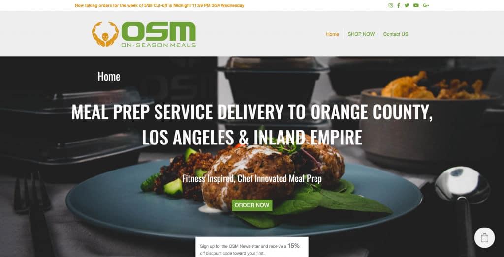 13 Online Lebensmittel- und Restaurant-Geschäfte Powered by Ecwid 6