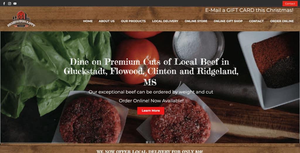 13 Online Lebensmittel- und Restaurant-Geschäfte Powered by Ecwid 9